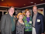Philip Evans, Glorida Paller, Sheryl B. Ramey and Scott Morrell
